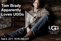 VIDEO: Tom Brady Stars in New UGGs Commercial