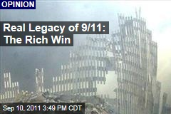The Rich Use 9/11 to Dominate the Poor: Gerald Caplan