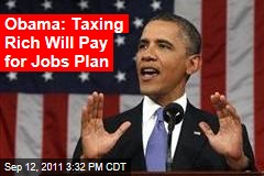 Obama Seeks to End Tax Breaks for Rich to Pay for Jobs Plan