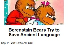 Berenstain Bears Go Native American