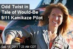 Odd Twist in Tale of Would-Be 9/11 Kamikaze Pilot