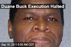 Dujane Buck Execution Halted