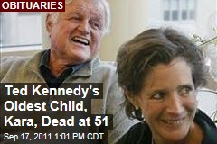 Kara Kennedy, Charles Percy, Eleanor Mondale Obituaries
