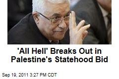 Palestinian President Mahmoud Abbas Under Pressure in Palestine Statehood Bid