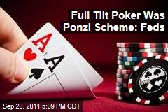 Full Tilt Poker's Howard Lederer and Christopher Ferguson Accused of Ponzi Scheme