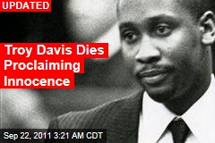 Troy Davis Appeals to US Supreme Court