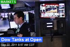 Dow Tanks at Open
