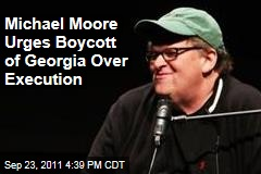 Michael Moore Urges Boycott of Georgia Over Execution of Troy Davis
