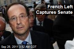 French Left Captures Senate