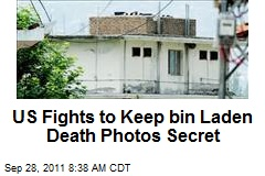 US Fights to Keep bin Laden Death Photos Secret