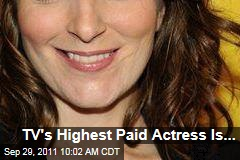 Forbes Lists TV's Highest-Paid Actresses, Starting With Tina Fey and Eva Longoria