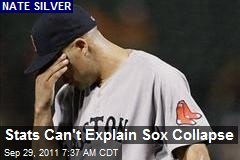 Stats Can't Explain Sox Collapse