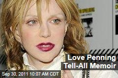 Courtney Love Penning Tell-All Memoir