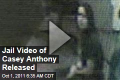 Casey Anthony Jail Video: It Shows Her Reacting to News Reports About the Discovery of Remains