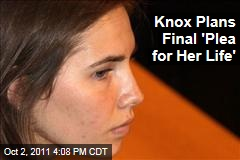 Amanda Knox Plans Final 'Plea for Her Life' in Meredith Kercher Murder Appeals Trial