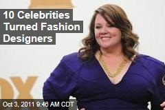 Melissa McCarthy and 10 More Celebrities Turned Fashion Designers