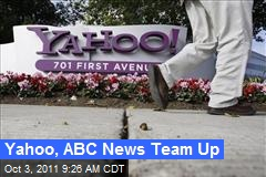 Yahoo, ABC News Team Up