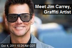 Meet Jim Carrey, Graffiti Artist