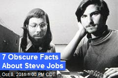 7 Obscure Facts About Steve Jobs