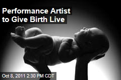 Brooklyn Performance Artist to Give Birth Live at Art Gallery