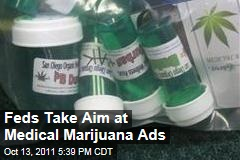 Justice Department Takes Aim at Medical Marijuana Advertising