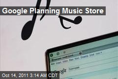 Google Planning Music Store