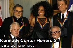 Kennedy Center Honors 5