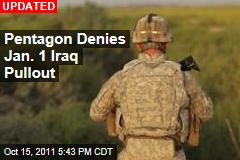 Washington Drops Plan to Keep US Troops in Iraq