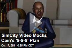 Electronic Arts Mocks Herman Cain's '999' Plan in New SimCity Video