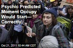 Occupy Wall Street: Psychic Predicted Moment Protests Would Start—Correctly