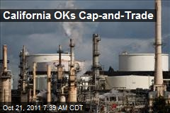 California OKs Cap-and-Trade