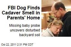 FBI Cadaver Dog Finds Cadaver Smell in Bradley Missing Baby Case
