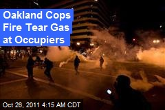 Cops, Occupy Protesters Clash in Oakland