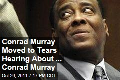 Conrad Murray Is Moved to Tears by Character Witness in Michael Jackson Trial