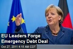 EU Leaders Forge Emergency Debt Deal