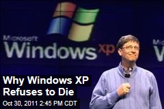 Why Microsoft's Windows XP Won't Die: Harry McCracken