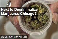 Chicago Set to Decriminalize Marijuana