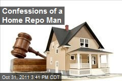 Confessions of a Home Repo Man