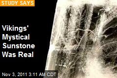 Vikings' Mystical Sunstone Was Real