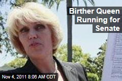 Birther Queen Orly Taitz Running for Senate in California