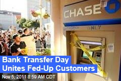 Bank Transfer Day: Facebook Movement Urges People to Shift to Credit Unions Today