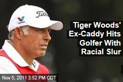 Tiger Woods' Former Caddy, Steve Williams, Hits Golfer With Racial Slur