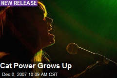 Cat Power Grows Up