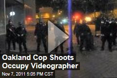 Oakland Police Officer Shoots Occupy Videographer