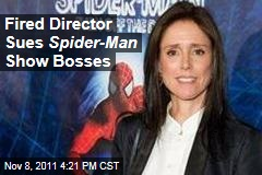 Julie Taymor Sues Producers of 'Spider-Man: Turn Off the Dark'