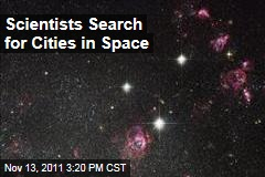 Astronomers Search for Civilizations in Outer Space