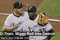 D-Train, Miggy Roll Into Detroit