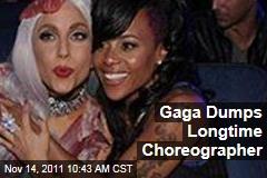 Lady Gaga Dumps Longtime Choreographer, Creative Director Laurieann Gibson