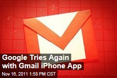 Google Release Gmail App (Again) for the iPhone and iPad