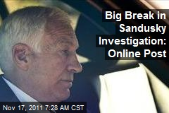 Online Posting Helped Expose Penn State Scandal